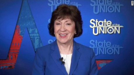 Susan Collins State of the Union interview