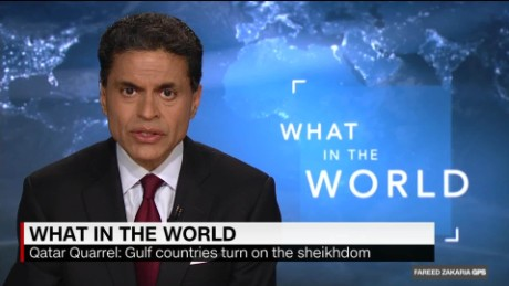 Zakaria to Trump: Think health care is hard? 'Welcome to the Middle East'