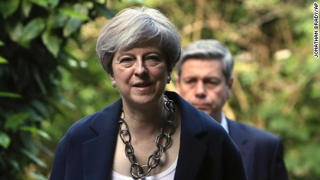 Theresa May's Brexit to-do list is getting longer