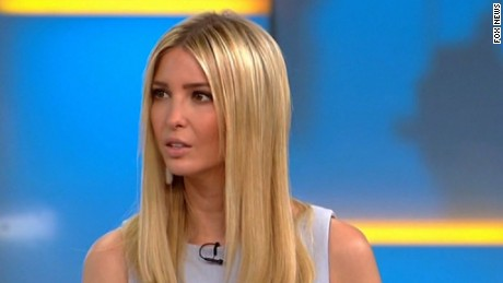 Ivanka Trump: Dad feels vindicated over Comey
