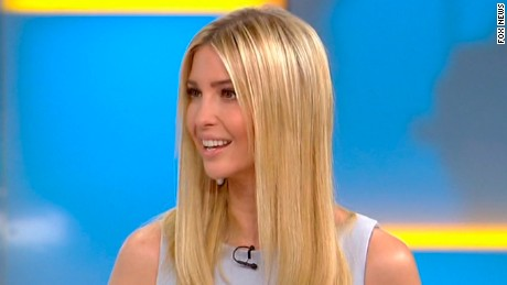 Ivanka: I'm surprised by viciousness of media