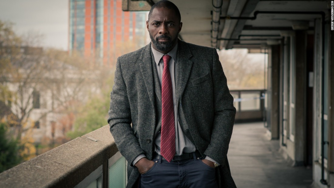 'Luther' Returning To BBC America