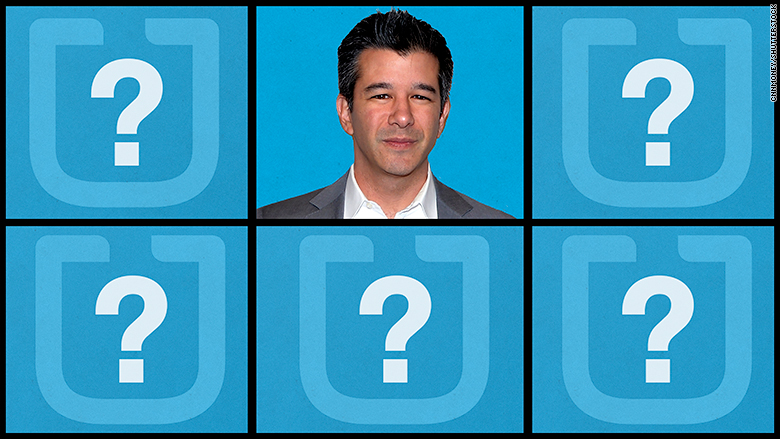 Uber's CEO Travis Kalanick To Take Indefinite Leave