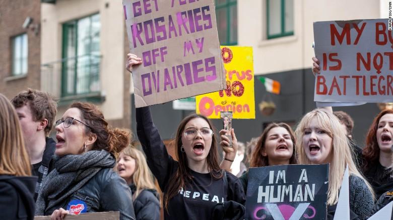 Abortion laws around the globe