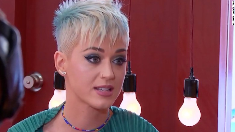 Katy Perry's confessional weekend