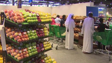 Qatar's food supply hit by crisis in the Gulf