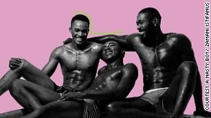 In his editorial 'Boys' Richard Akuson hopes to challenge the concept of Nigerian masculinity.