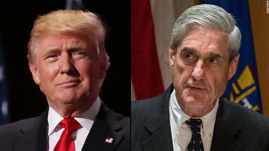 Washington Post: Mueller investigating Trump