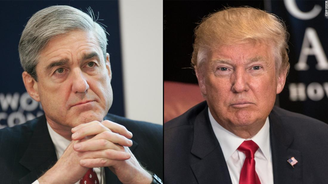 Mueller investigating Trump for obstruction of justice, Washington Post reports