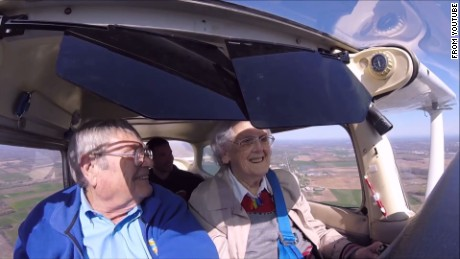 Building a better bucket list, even in their 90s