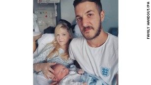 Hospital requests new hearing for sick baby Charlie Gard