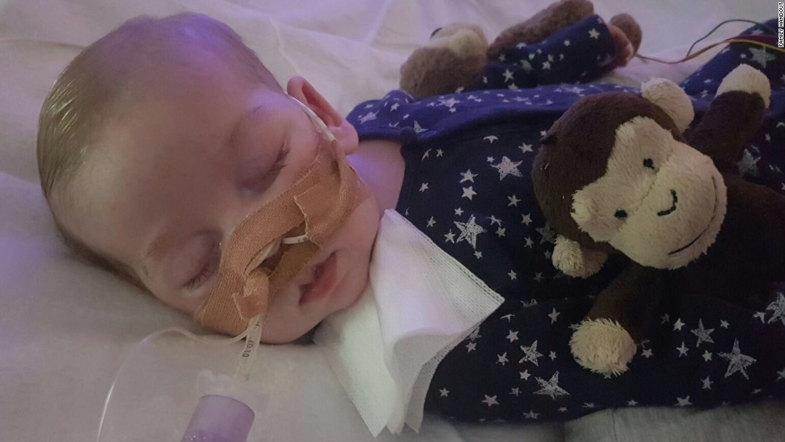 Court rules hospital can withdraw life support for sick baby