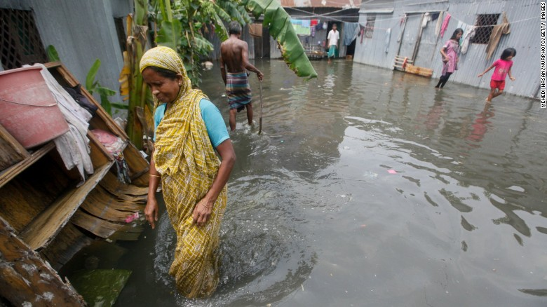 Landslides, flooding kill 147 people in Bangladesh, northeast India