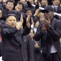 02 Dennis Rodman Kim Jong Un FILE RESTRICTED