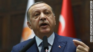 Turkey's Erdogan slams 'inhumane' isolation of Qatar
