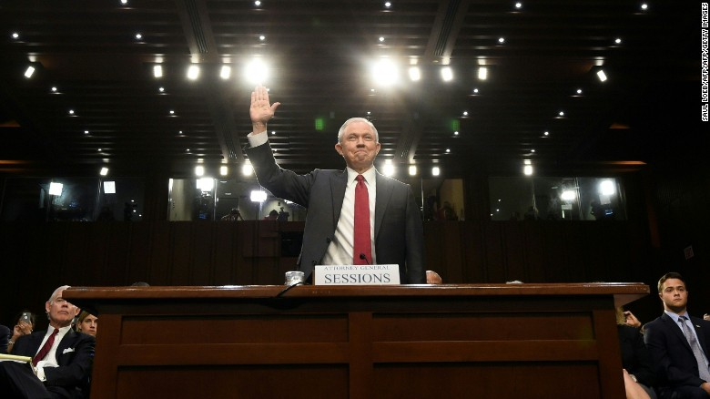 Sessions' testimony frustrates Democrats