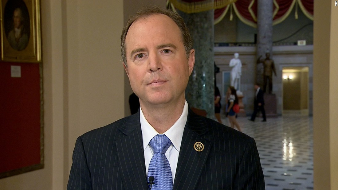 Schiff got a 'queasy feeling' from Obama's AG - CNN Video