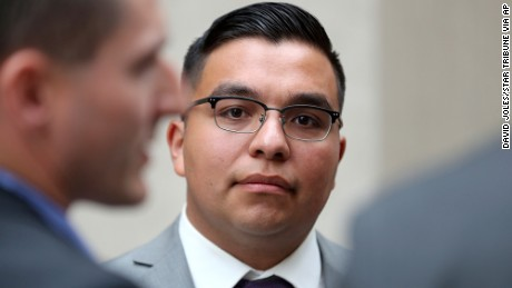 Officer who shot Philando Castile found not guilty on all counts