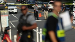 What GOP lawmakers saw at congressional baseball attack
