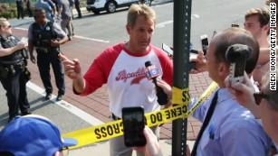 Congressmen, police heroically responded to Alexandria shooting