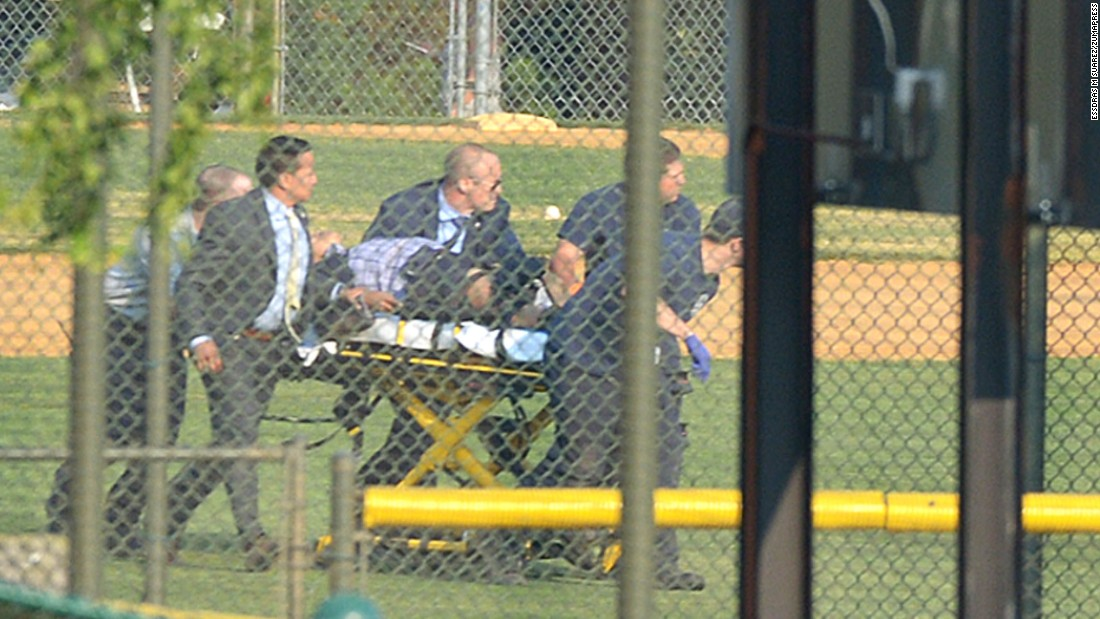 Image result for gop shooting baseball