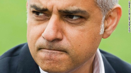 London Mayor: Zero tolerance for hate crime