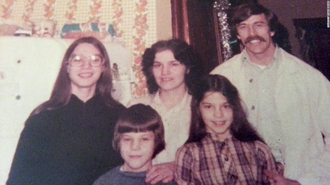 A Meade family photo circa 1978.