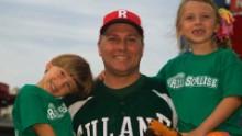 steve scalise and children baseball