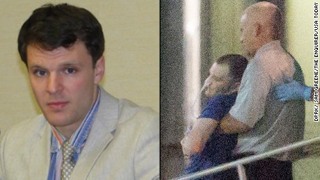 Otto Warmbier returned to the United States June 13 after spending 17 months in detention in North Korea.