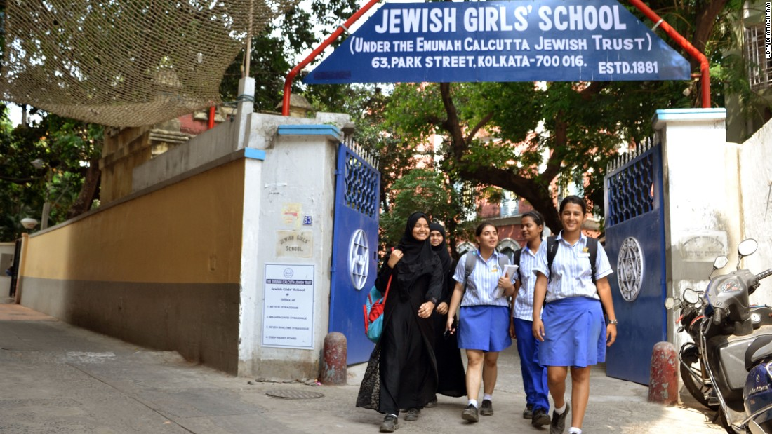Muslims Keep Alive Kolkata's Jewish Schools, Stores And Traditions