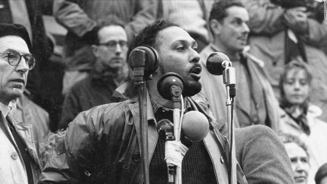 """The Stuart Hall Project"" (2013), by John Akomfrah, is an acclaimed documentary about the seminal British cultural theorist."