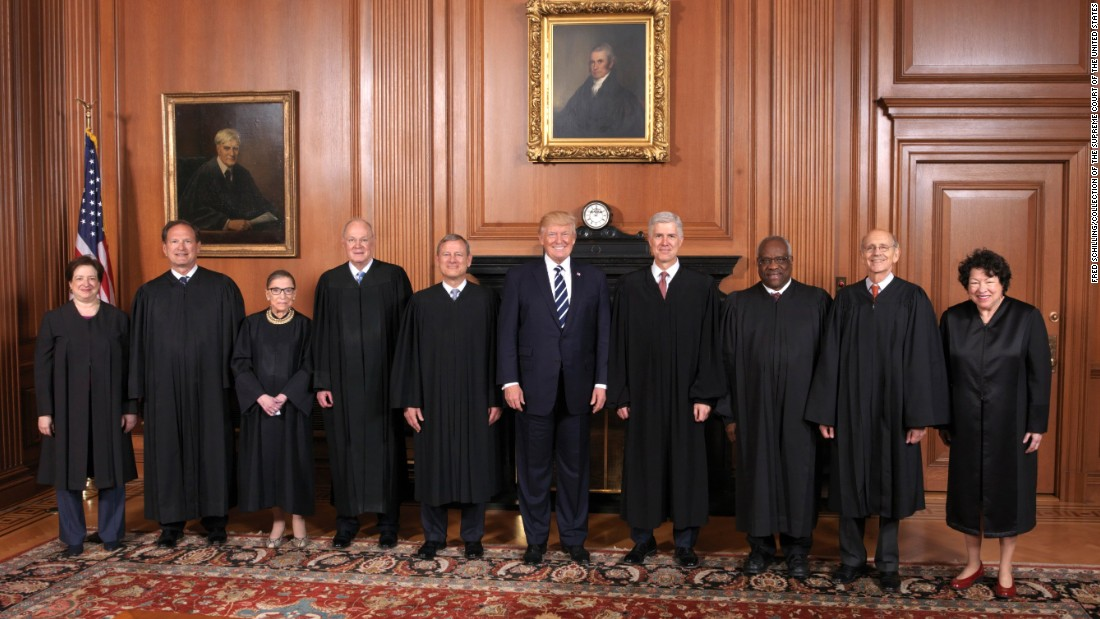 Supreme Court's blockbuster term: Cases to watch - CNNPolitics