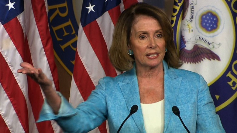 Another leadership test for Pelosi, who's weathered many