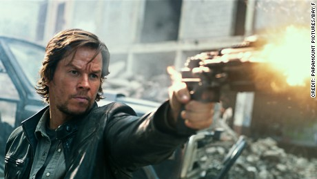 Mark Wahlberg in 'Transformers; The Last Knight'