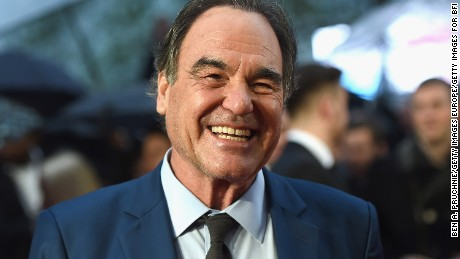 LONDON, ENGLAND - OCTOBER 15:  Director Oliver Stone attends the 'Snowden' Headline Gala screening during the 60th BFI London Film Festival at Odeon Leicester Square on October 15, 2016 in London, England.  (Photo by Ben A. Pruchnie/Getty Images for BFI)