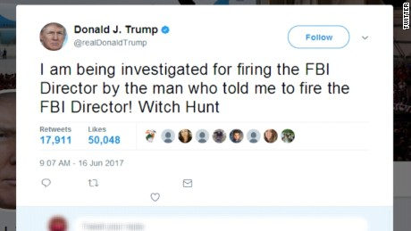 Trump confirm obstruction investigation jones nr_00002505