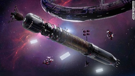 After the launch of its first satellite in fall 2017, Asgardia plans to send a series of them into space.