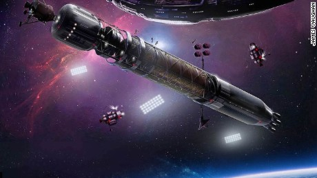 After the launch of its first satellite in fall 2017, Asgardia plans to send a series of them into space in the future.