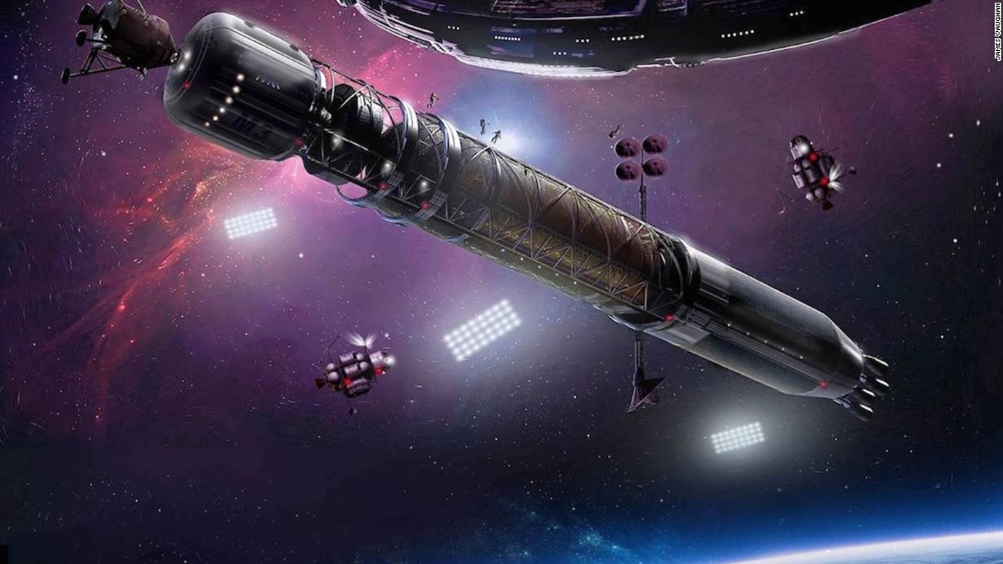 Asgardia: the world's first space nation