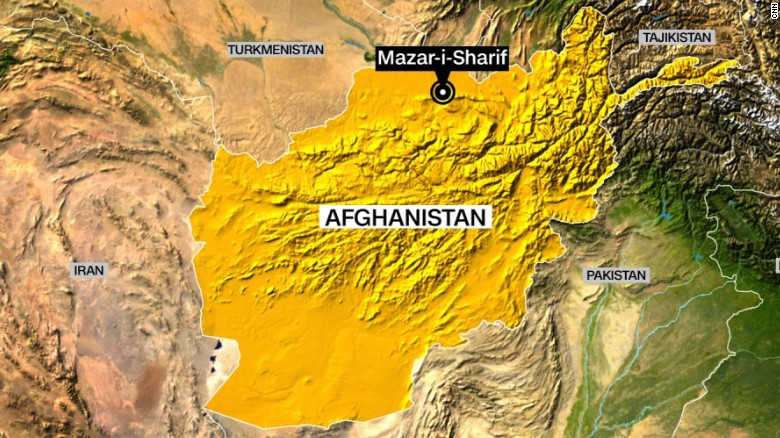 Afghan soldier's insider attack wounds 7 American soldiers