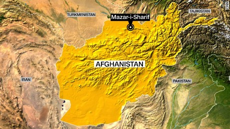 US Soilders Injured at Camp Shaheen In Afghanistan