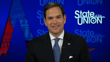 Marco Rubio full State of the Union interview