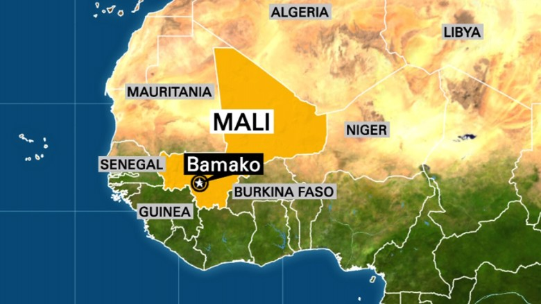 Report: Shots fired at tourist resort in Mali