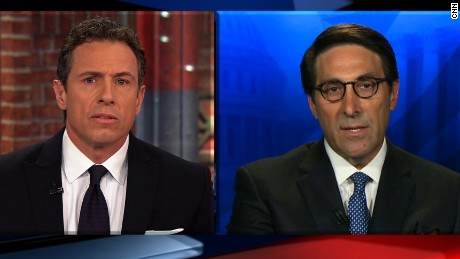 Trump lawyer's full heated 'New Day' interview