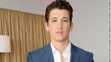 SANTA MONICA, CA - FEBRUARY 25: Actor Miles Teller with Piaget at the 2017 Film Independent Spirit Awards at Santa Monica Pier on February 25, 2017 in Santa Monica, California.  (Photo by Michael Kovac/Getty Images for Piaget)