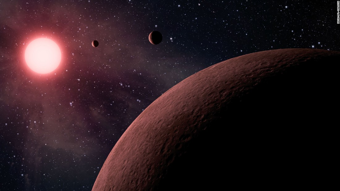 NASA's Kepler space telescope team has identified 219 more planet candidates, 10 of which are near-Earth size and in the habitable zone of their stars.