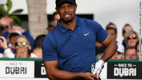 Tiger Woods last won a major in 2008