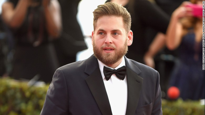 Internet crazy for slimmed-down Jonah Hill