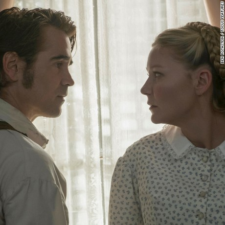 Colin Farrell, Kirsten Dunst in 'The Beguiled'