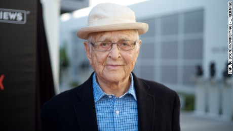 Executive Producer/Creator Norman Lear attends the Television Academy Foundation And Netflix Presents The Power Of TV: A Conversation with Norman Lear And One Day At A Time at Wolf Theatre on June 19, 2017 in North Hollywood, California.